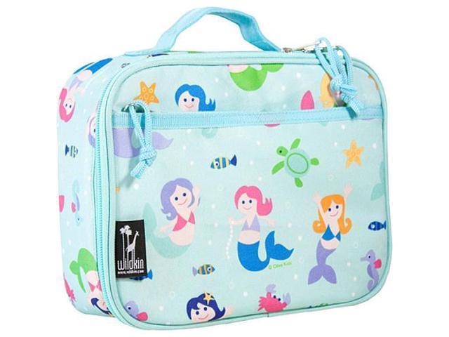 Wildkin Lunch Box - Olive Kids Mermaids