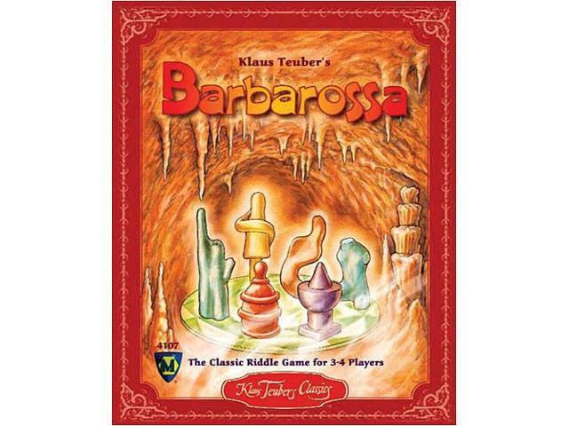 Barbarossa Riddle Game