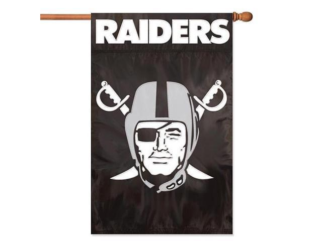 The Party Animal NFL Indoor/Outdoor 2-Sided Banner/Flag - Oakland Raiders