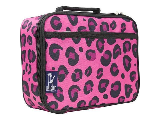 Wildkin Lunch Box - Pink Leopard
