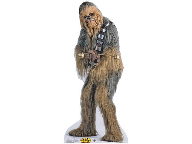 Star Wars Chewbacca Stand Up Poster