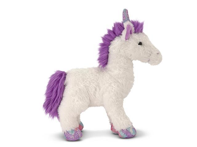 Melissa & Doug Misty Unicorn Plush