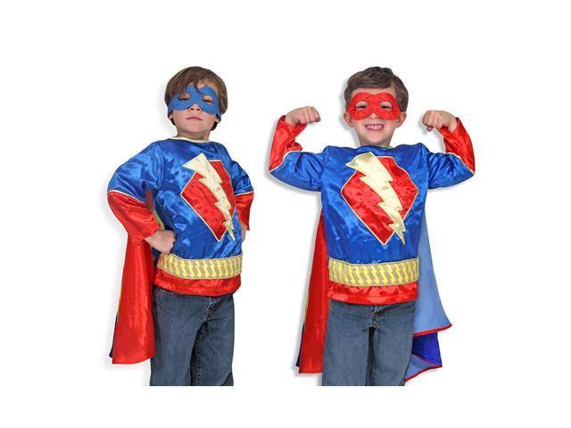 Melissa & Doug Super Hero Role Play Set