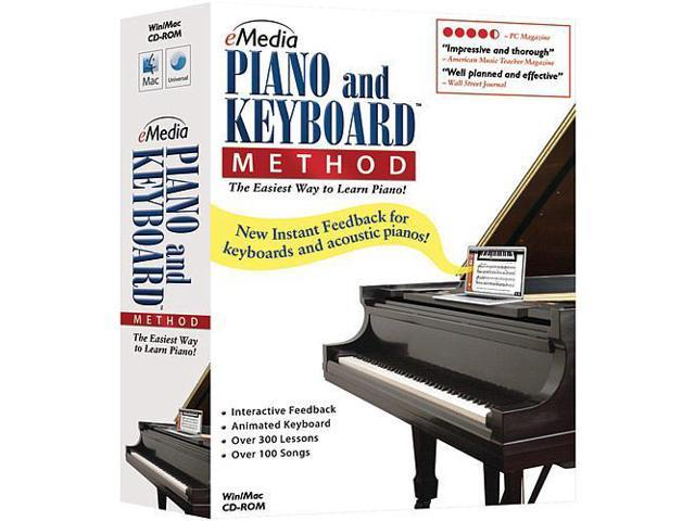 Piano and Keyboard Method: Version 3 for PC and Mac