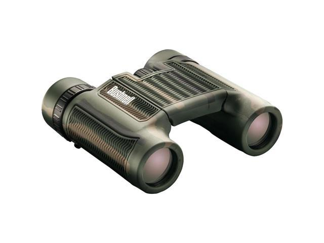 Bushnell H2O Black Roof Prism Compact Foldable Binoculars 10x26mm
