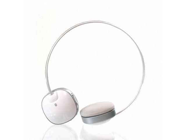 Impecca Bluetooth Stereo Headphones - White