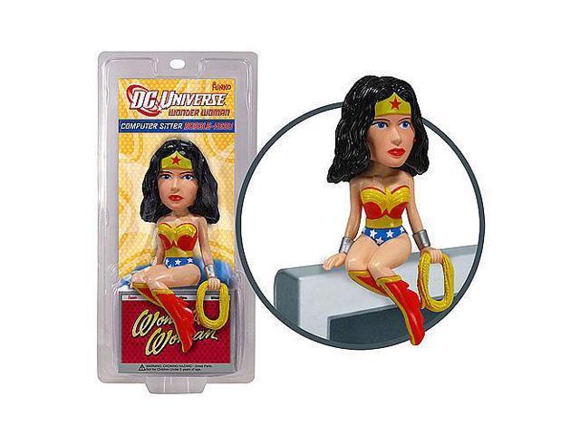 Computer Sitter Bobblehead - Wonder Woman