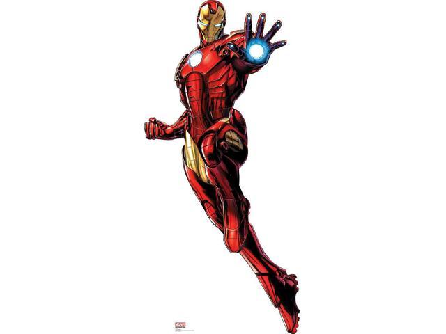 Avengers Iron Man Stand Up Poster