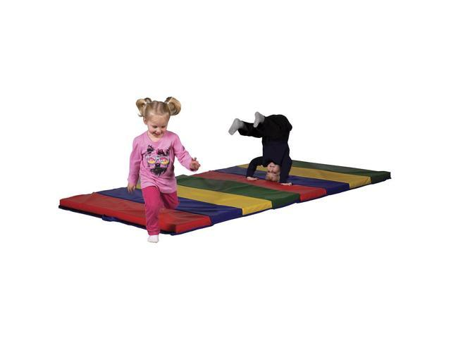 4 foot x 8 foot Tumbling Mat - 4 Section