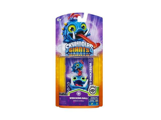 Skylander Giants Individual Character Pack - Wrecking Ball 2
