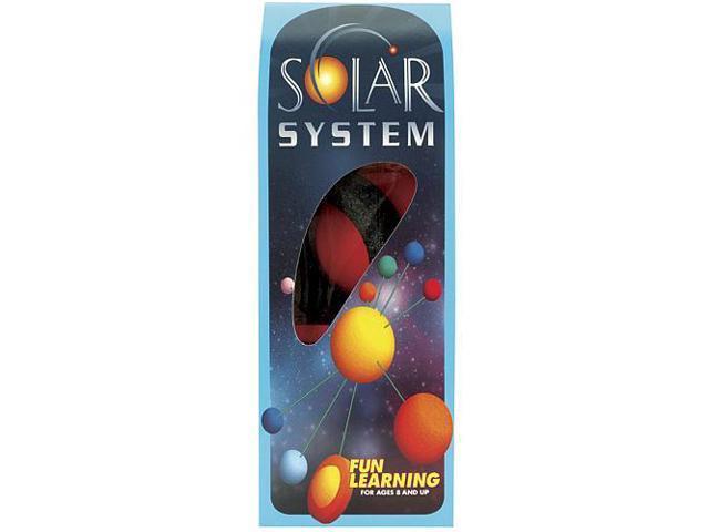Styrofoam Solar System Kit - Painted