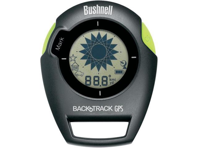 Bushnell Backtrack G2 - Black/Green