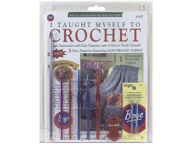 Beginners Crochet Kit-