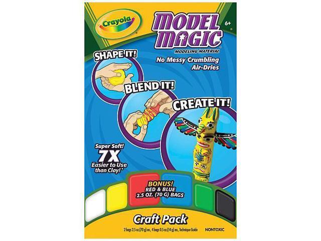 Crayola Model Magic Modeling Material Kit