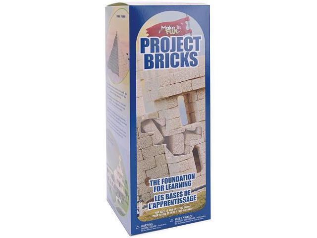 FloraCraft Make It: Fun Project Brick - 300-Piece