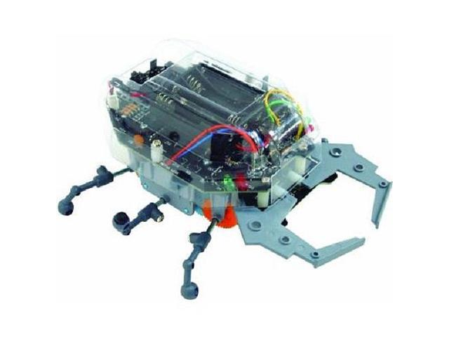 Scarab Robot (soldering required) Elenco Electronics