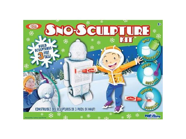 Ideal Sno-Sculpture Kit
