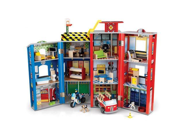 KidKraft Everyday Heroes Play Set - 63239