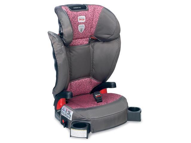 Britax Parkway SGL Booster Car Seat - Cub Pink - Newegg.com
