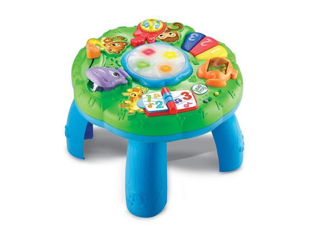 LeapFrog 19201 Animal Adventure Learning Table