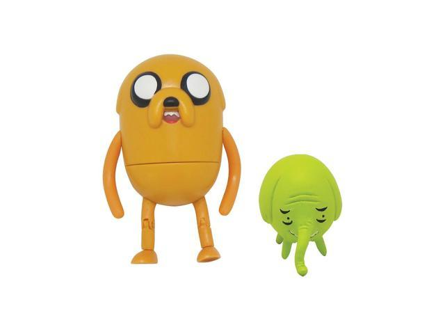 Adventure Time 3 inch Figure - Jake with Treetrunks