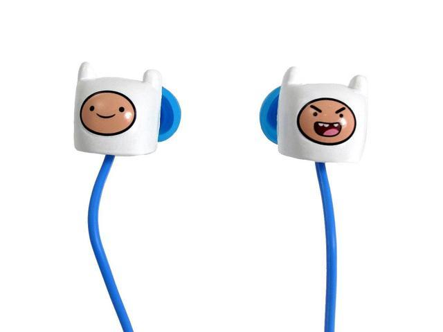 Adventure Time Earbuds - Finn