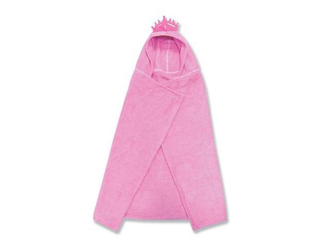 Trend Lab 101225 Princess Character Hooded Towel - Pink
