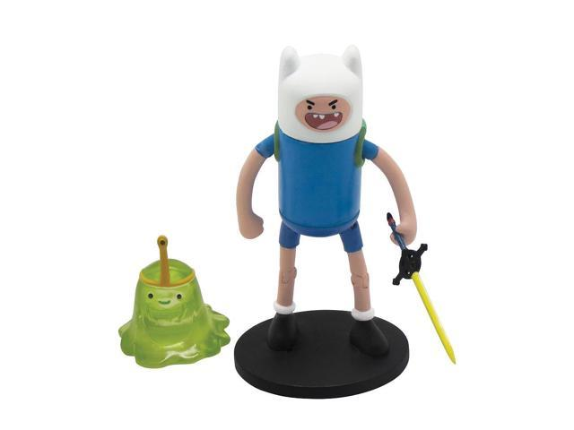 Adventure Time 3 inch Figure - Finn with Slimeprincess Accessory