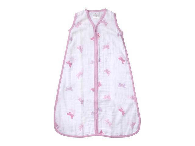 aden by aden anais Wearable Blanket - Girls-n-Swirls - Butterfly - Medium