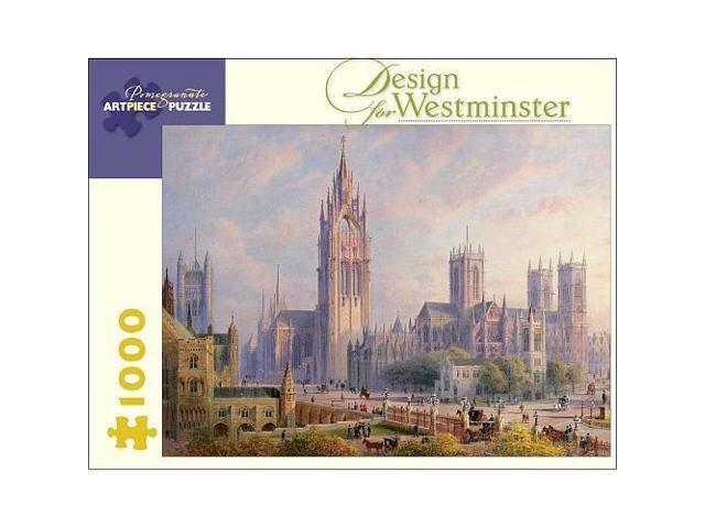 Design for Westminster Puzzle: 1000 Pcs
