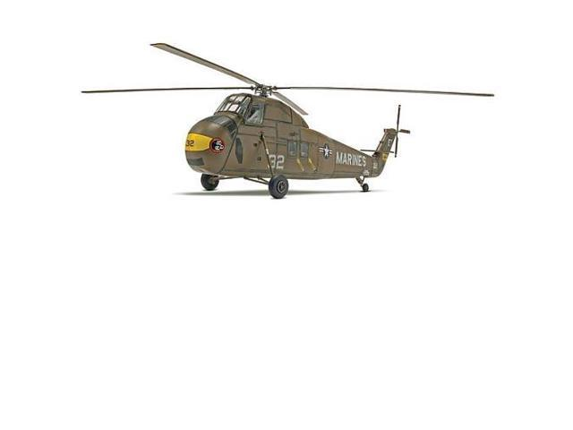 Uh-34D Helicopter Mercury Rescue 1/48 Revell