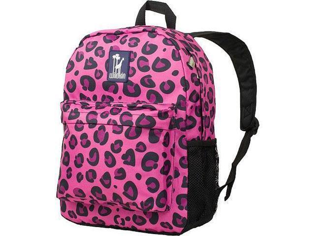 Wildkin Crackerjack Backpack - Pink Leopard