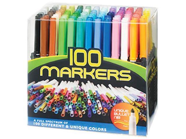 PRO-ART Marker Set - 100-Pack
