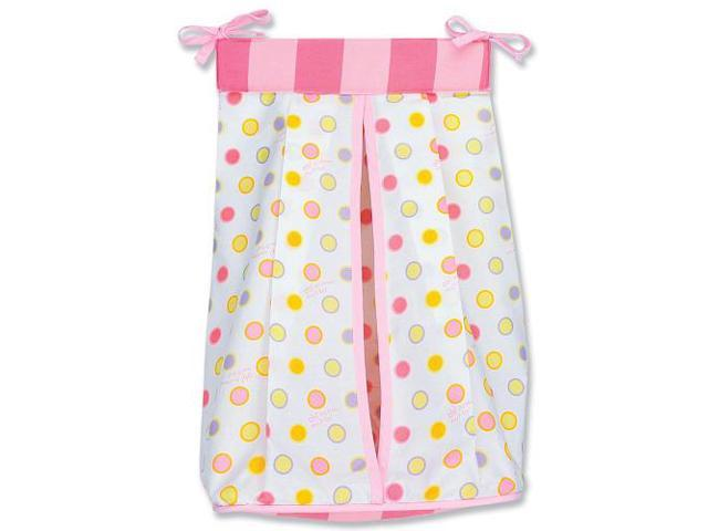 Trend Lab Dr. Seuss Oh! The Places You'll Go! Diaper Stacker - Pink