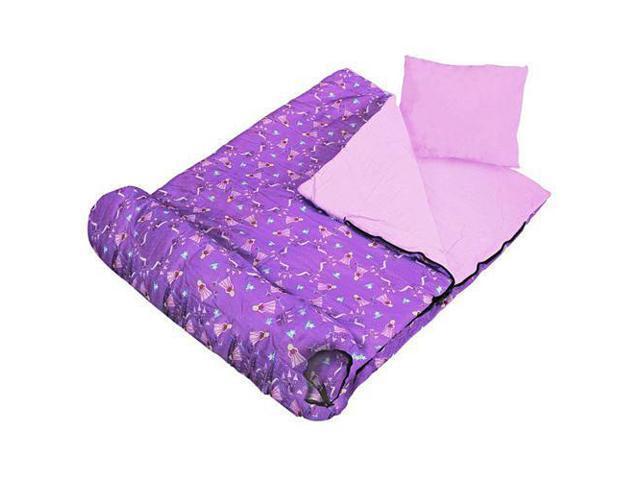 Wildkin Sleeping Bag - Princess
