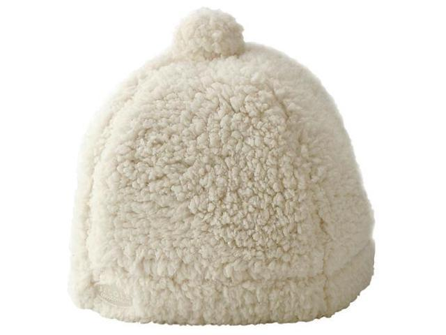 JJ Cole Bundleme Winter Hat - Ivory 0-6 Months