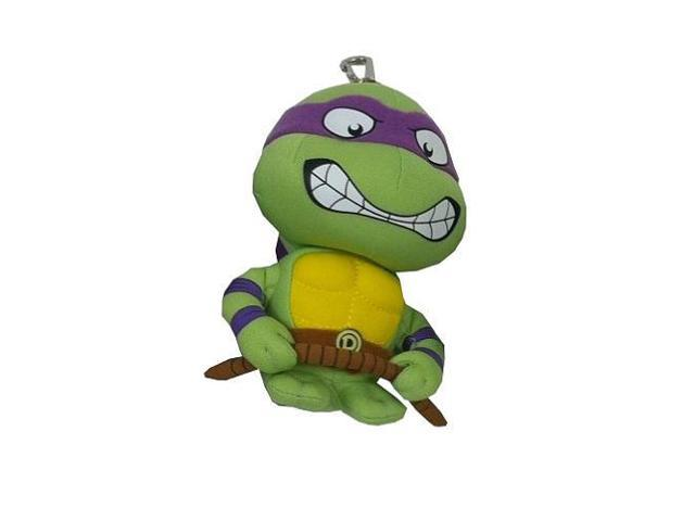 Teenage Mutant Ninja Turtles Plush Keychain - Donatello