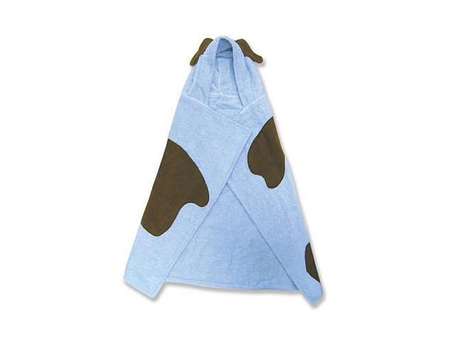 Trend Lab Puppy Character Hooded Towel - Blue