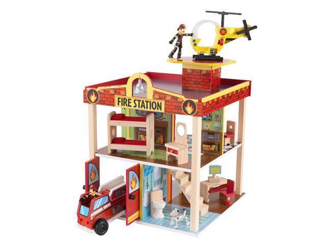 KidKraft Fire Station Set - 63236