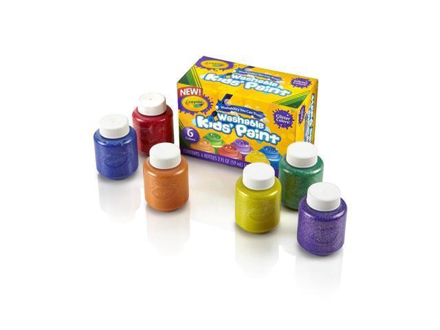 Crayola Washable Glitter Paint