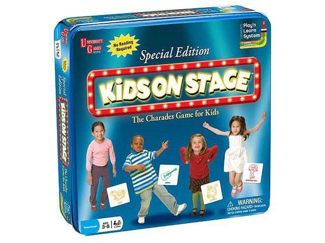 Kids on Stage Game - Special Edition