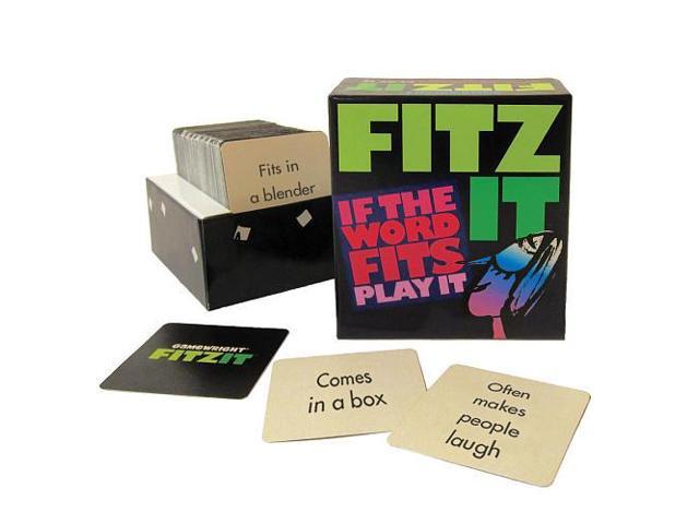 FitzIt Party Game