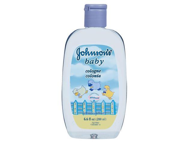 Johnson & Johnson Moon Baby Cologne - 6.8 Ounce