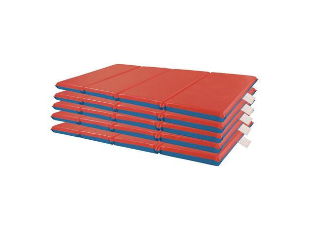 Children's 4-Fold Rest Mat - 5pk