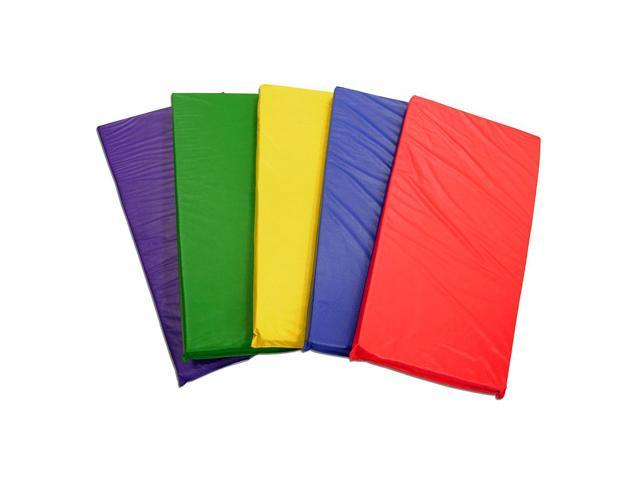 5 Piece Rainbow Rest Mats - Assorted