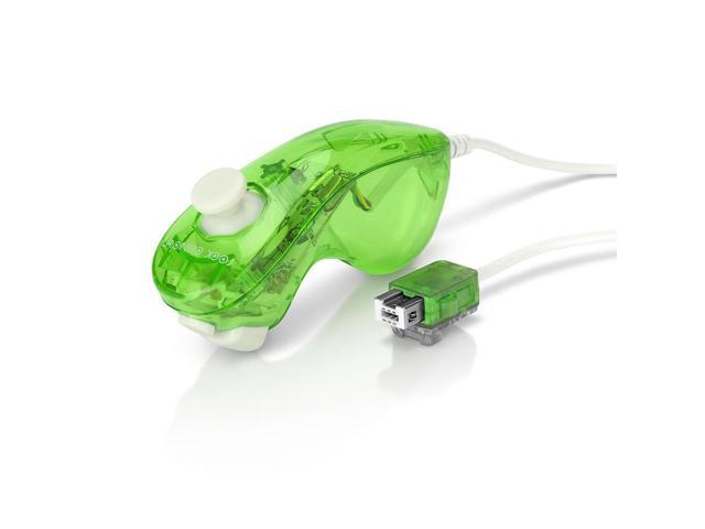 Rock Candy Control Stick for Nintendo Wii - Green