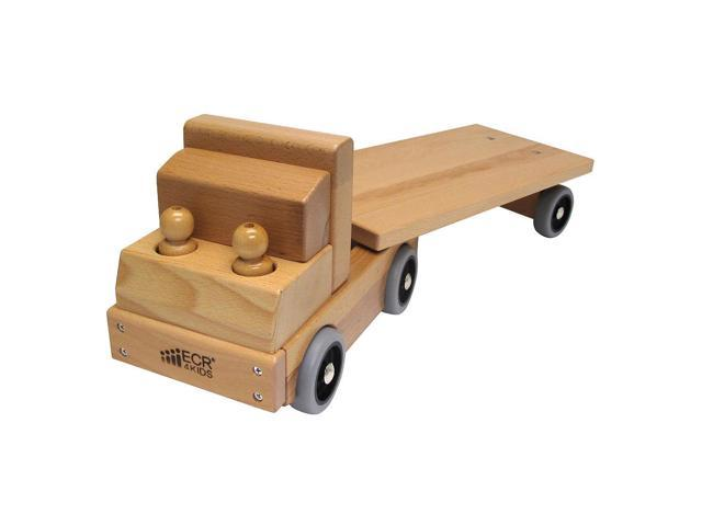 Transportation Vehicle - Flat Bed Truck