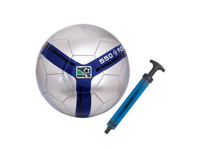 Franklin Sports MLS Premier Soccer ball with Pump - Size 4