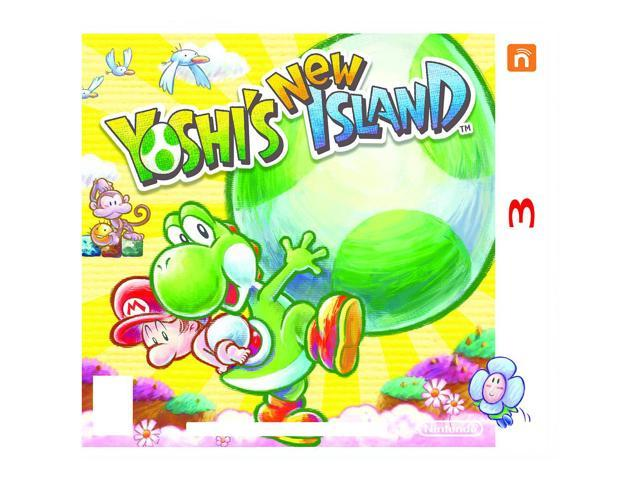 Yoshi's New Island for Nintendo 3DS
