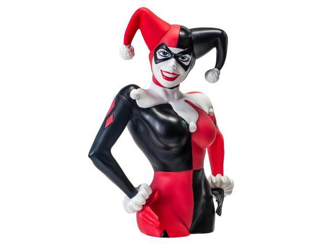 Harley Quinn Bust Bank by Monogram International Inc.
